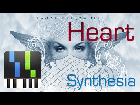 "Two Steps From Hell ‒ ""Heart"" Piano Arrangement"