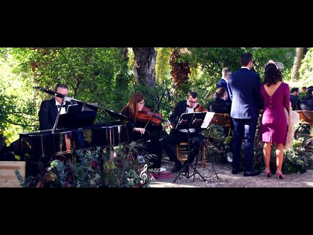 La Vie en Rose La Boda de Miriam Alegria | La Vie En Rose | Musica para Bodas