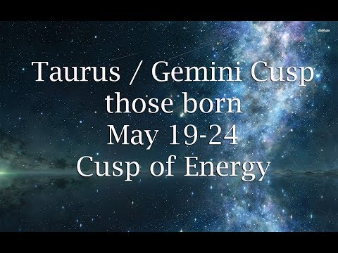 TAURUS GEMINI CUSP May 2018 Tarot Divination