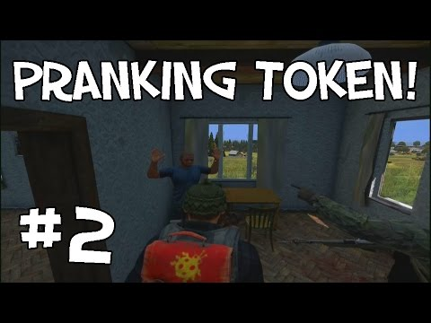 PRANKING TOKEN! | DayZ Standalone: Our Story (Season 1 Episode 2)