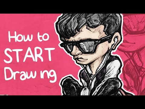 How to Draw Like me (my Fundamental) - Pt 1