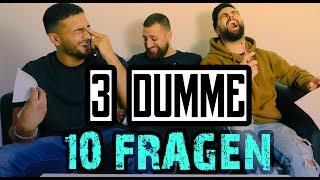 Darf man S*X mit KÄNGURUS haben ?! 😱 - 3 DUMME & 10 FRAGEN