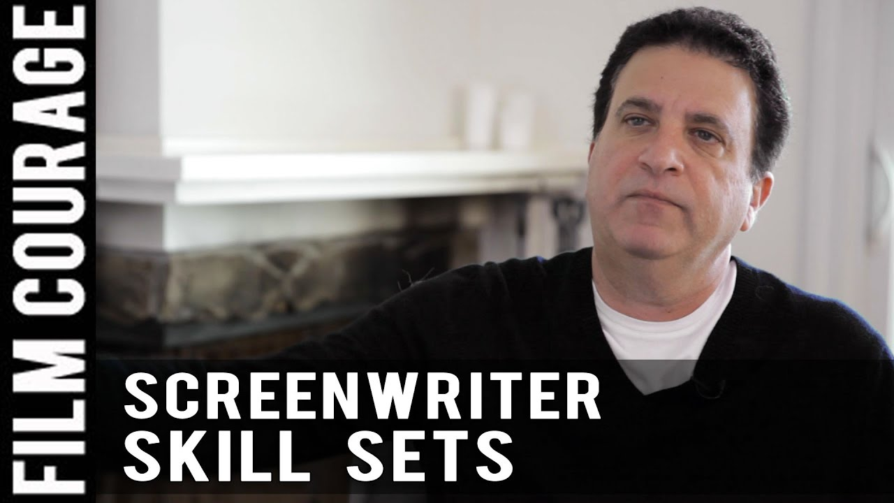 not every screenwriter has the skill sets to succeed but they can not every screenwriter has the skill sets to succeed but they can develop them by corey mandell
