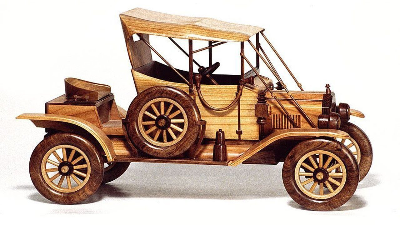 Wooden Car Model | Car Model kits | Wood Car | Toy Car ...