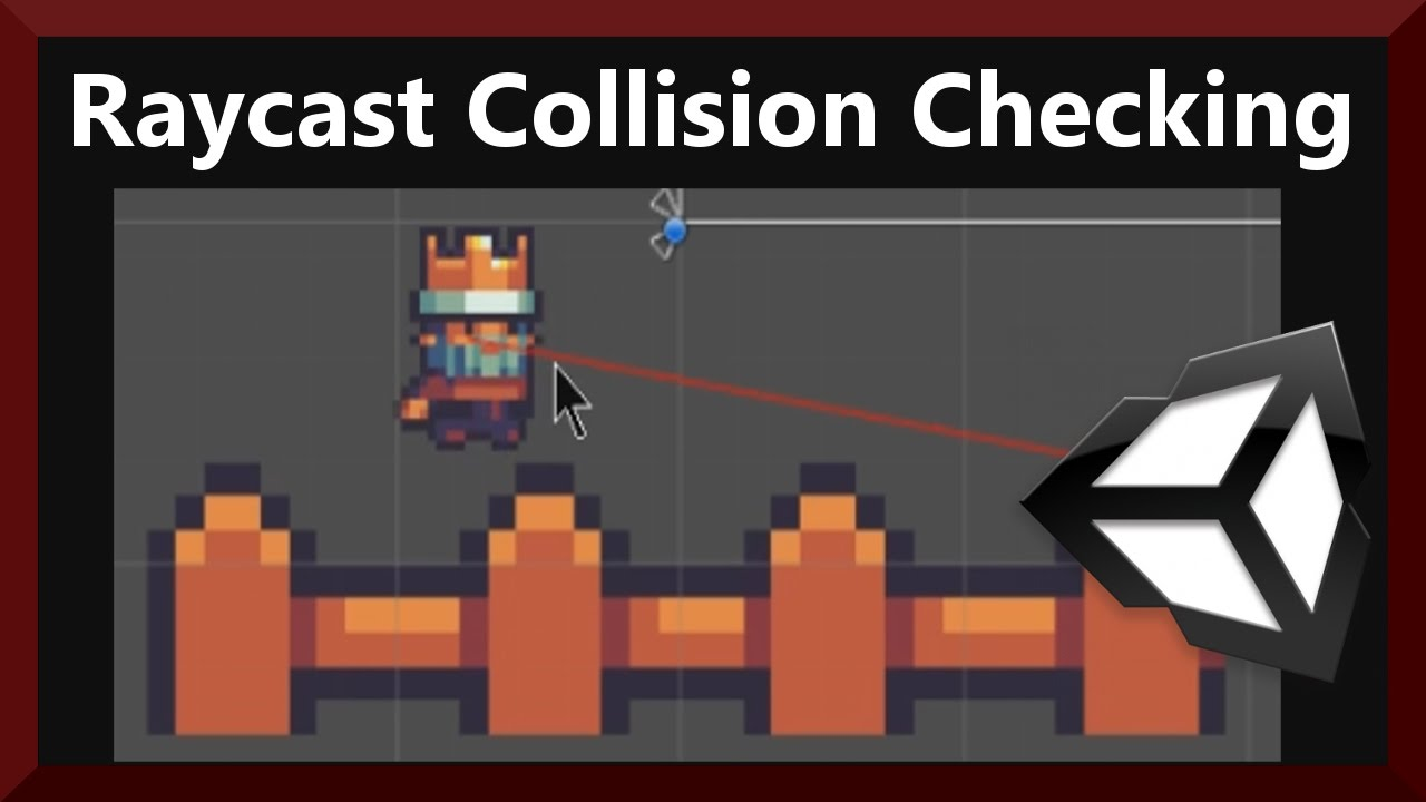 Testing for Raycast Collisions | 2D Game Development in Unity 5 6