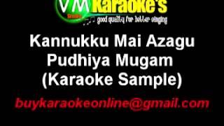 Kannukku Mai Azhagu Karaoke Pudhiya Mugam