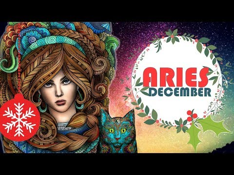 💞 ARIES DECEMBER 2017***Why are you swimming upstream Aries?***