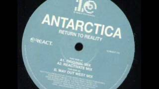 Antarctica - Return To Reality (Way Out West Mix)