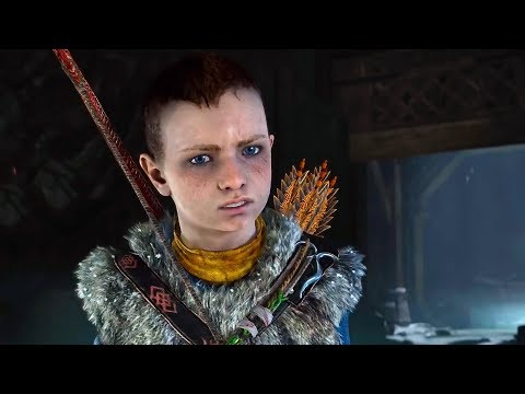 I SUDDENLY HATE THIS B O Y | God Of War - Part 8