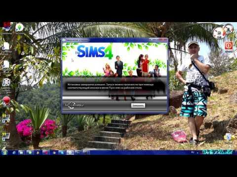 Как установить игру Симс 4 на компьютер