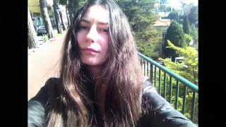 Justdarya video #4 путешествие на юг Франции(music: Soeur Sourire - Dominique., 2015-04-06T06:32:04.000Z)