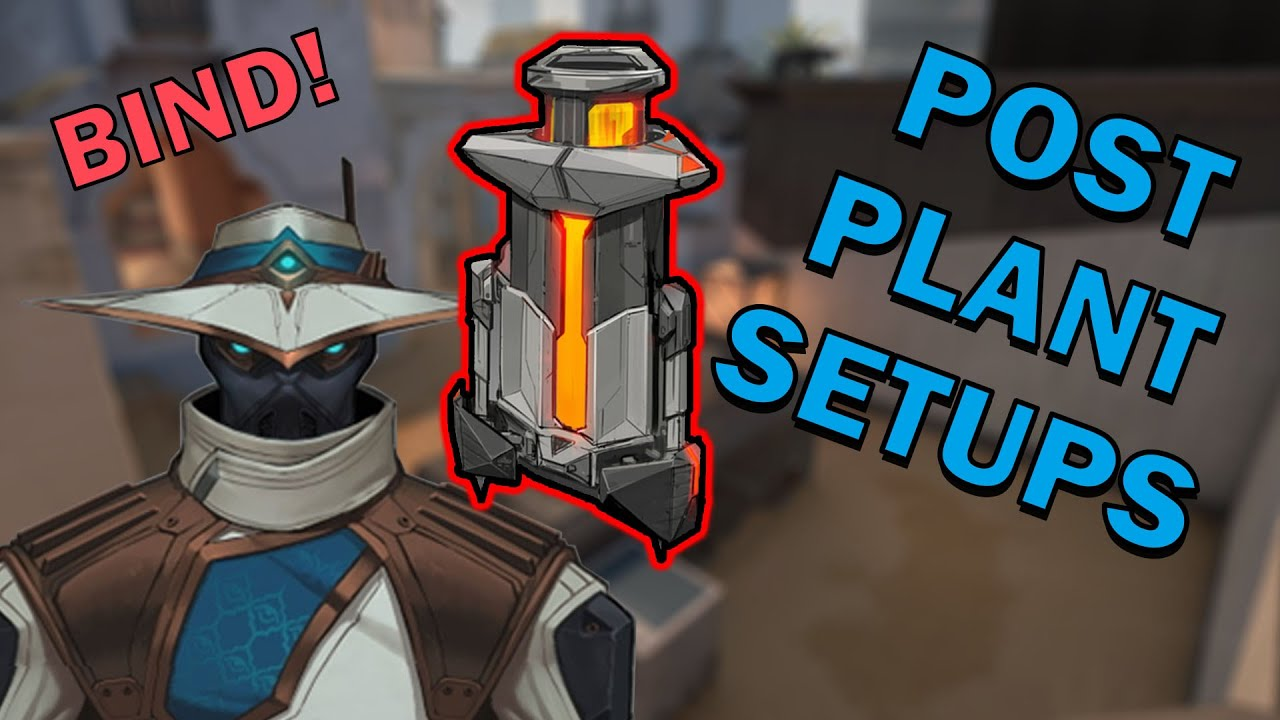 CYPHER SETUP POST PLANT!! Cypher Offense Setup Late Round!