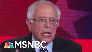 Certainty When You Wrote The Bill; Seeing Humanity In The Economy | Rachel Maddow | MSNBC