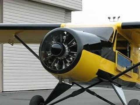 Murphy Aircraft Rebel Radial R2800