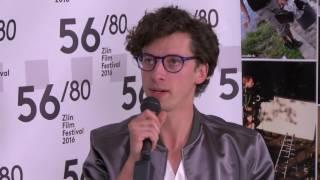 56th Zlín Film Festival Interview – Jan Cina