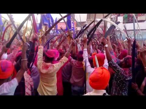 Holla mohalla Sri Hazur Sahib