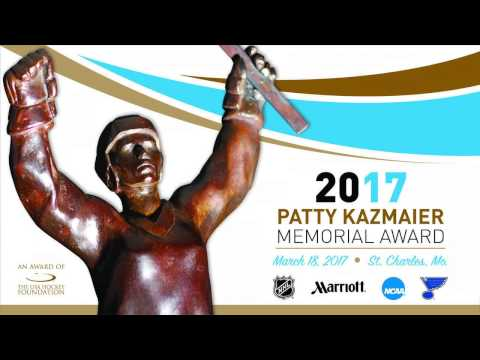 2017 Patty Kazmaier Award Ceremony (Full)