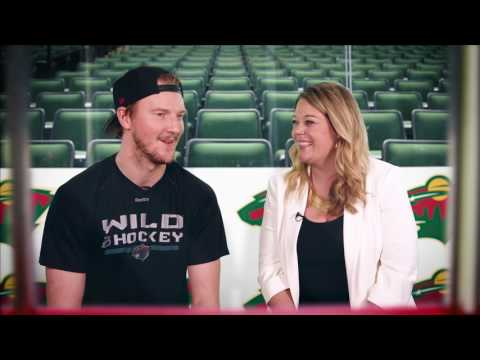 Sitting For 2 with Devan Dubnyk of the Minnesota Wild
