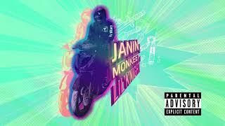 JANIN MONKEET - LK (OFFICIAL AUDIO)