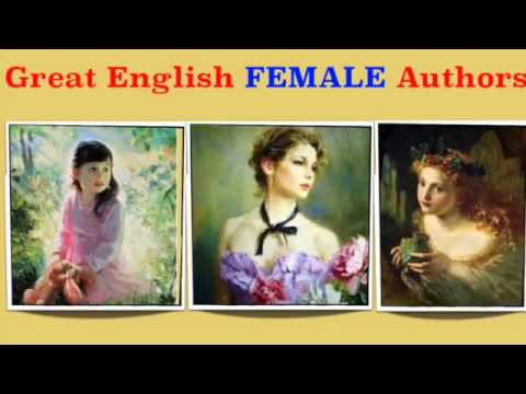 Miracle's Top Five : Great English Female Authors
