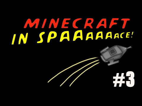 Minecraft IN SPACE! - Galacticraft #3 - Most Hated YouTubers