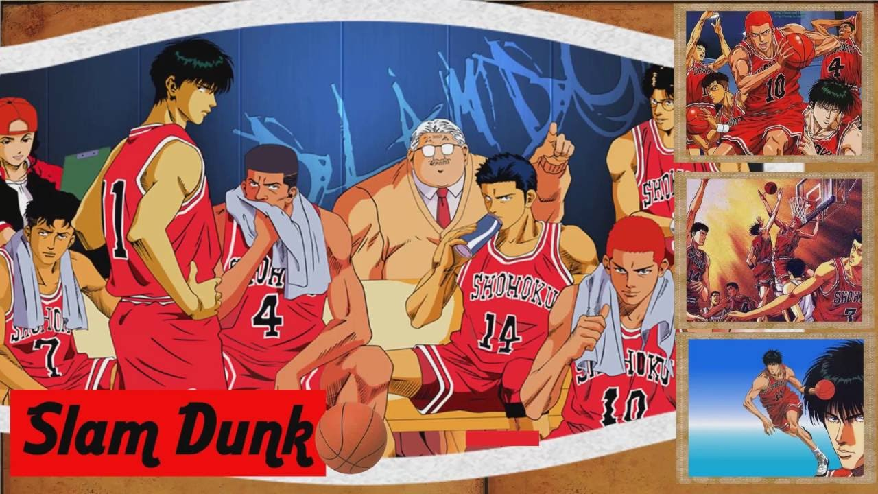 Top 6 Best Basketball Anime Youtube
