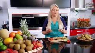 Fruit Bytes With Rozanne Stevens -- Kiwi Syrup