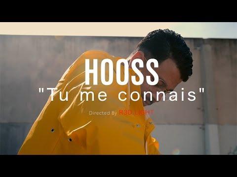 Hooss //  Tu Me Connais // Clip Officiel 2019
