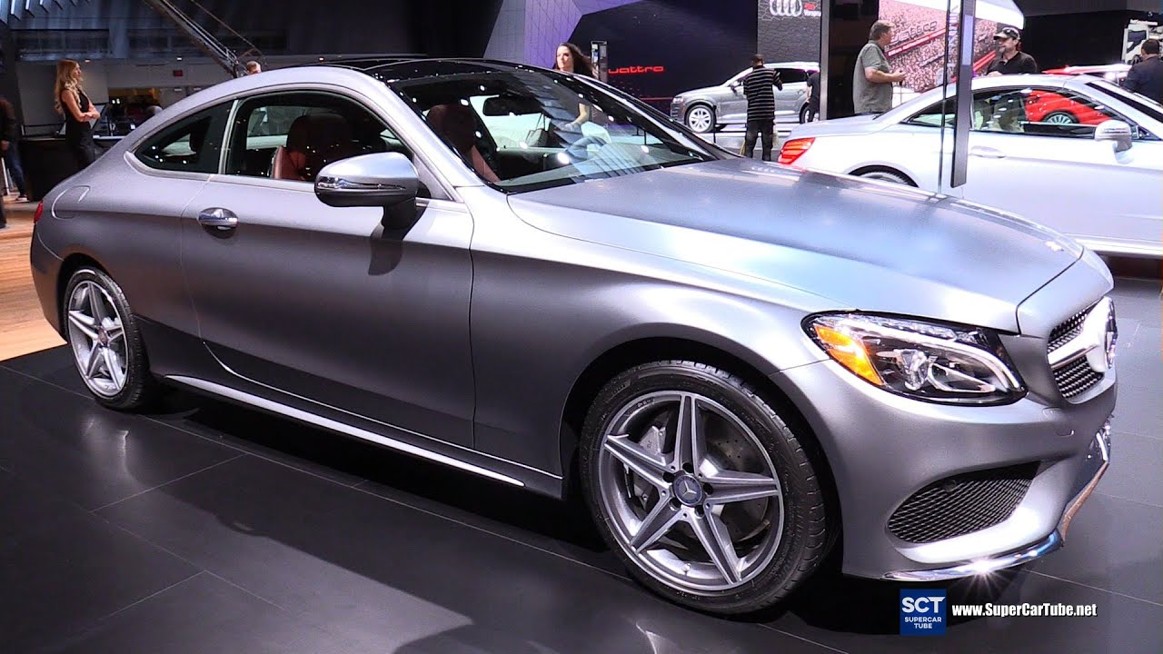 2017 mercedes c class c300 4matic exterior and interior. Black Bedroom Furniture Sets. Home Design Ideas