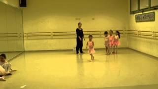 Мири - Открытый урок на кружке балета - 7
