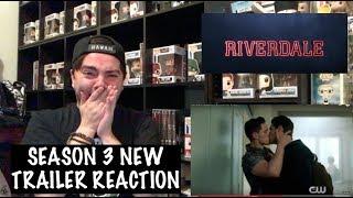 RIVERDALE - SEASON 3 NEW TRAILER REACTION