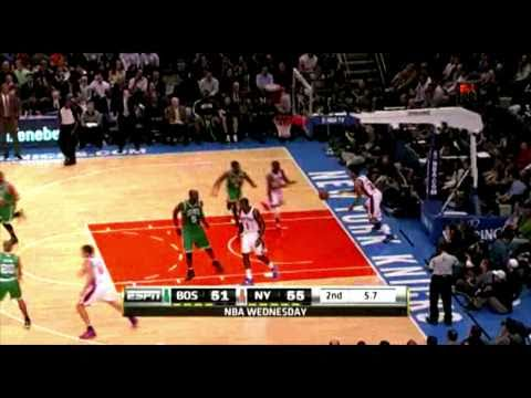 Raymond Felton 2010-11 Top 10 in New York Knicks
