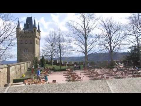 Germany Vlog Day 4 - Hohenzollern Castle & the Black Forest