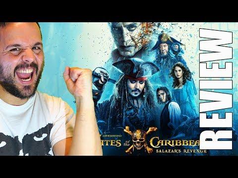 Piratas del Caribe 5 : La venganza de Salazar - CRÍTICA - REVIEW - OPINION - Dead Men Tell No Tales