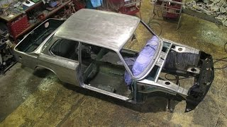 BMW 2002 tii Full Rebuild / Restoration