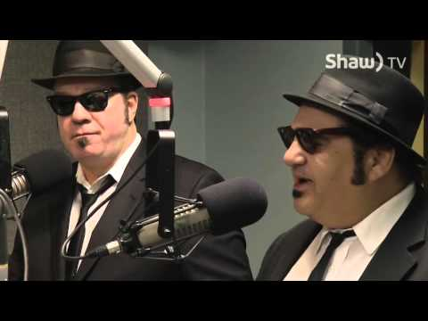 Blues Brothers Raw Interview (October 16, 2015)