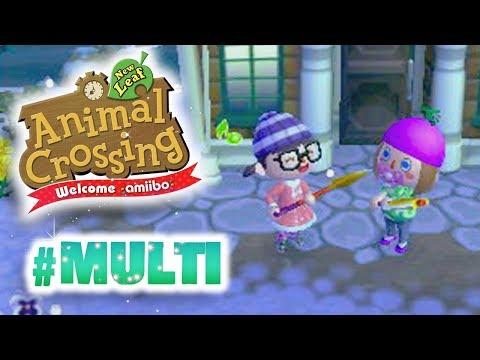 Animal Crossing New Leaf: Les Travaux en Karaoké !