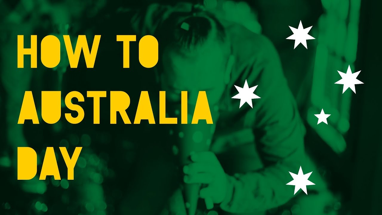 Klang presents: How to Australia Day