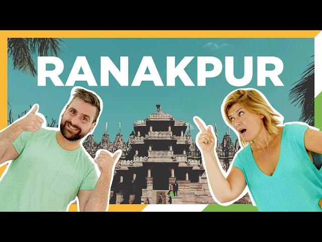 Ranakpur - Templo Jainista en Ranakpur - Rajastan - India - ZXM