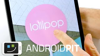 Android 5.0 Lollipop | 5 best features
