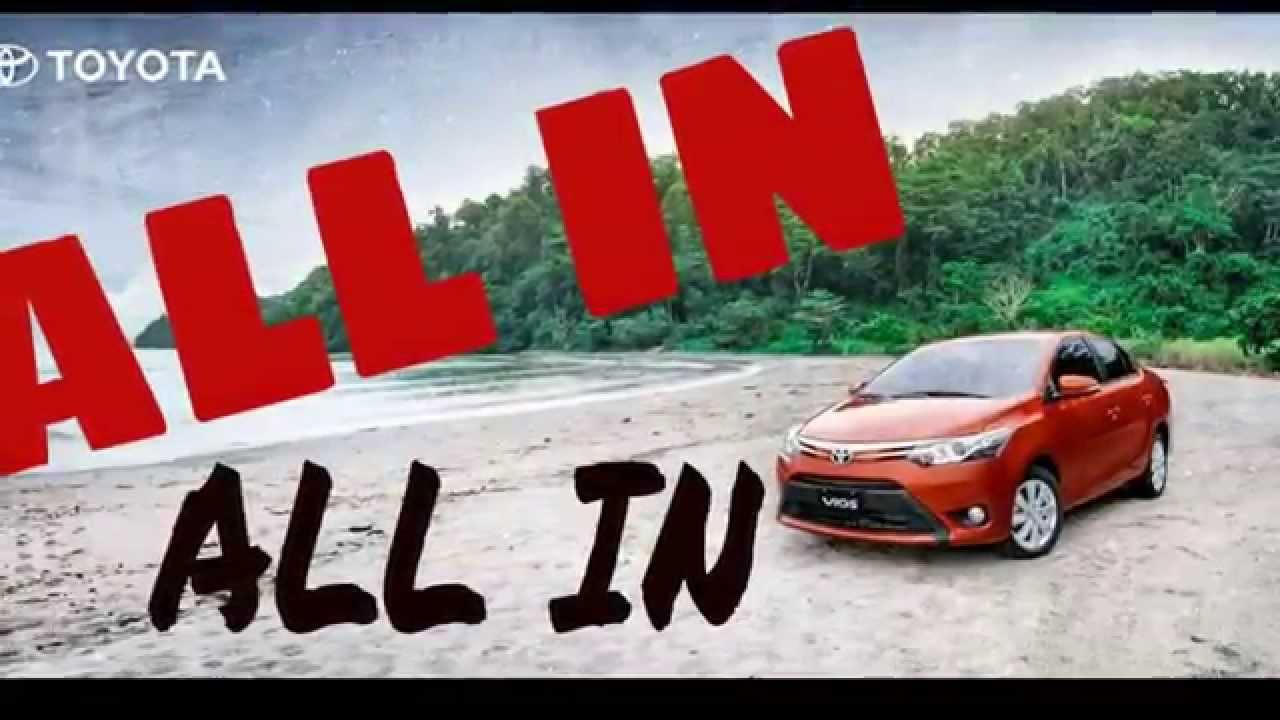 Toyota Vios Lowdownpayment Promo