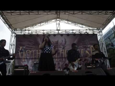 Mistis Live Gothic Black Fest #2
