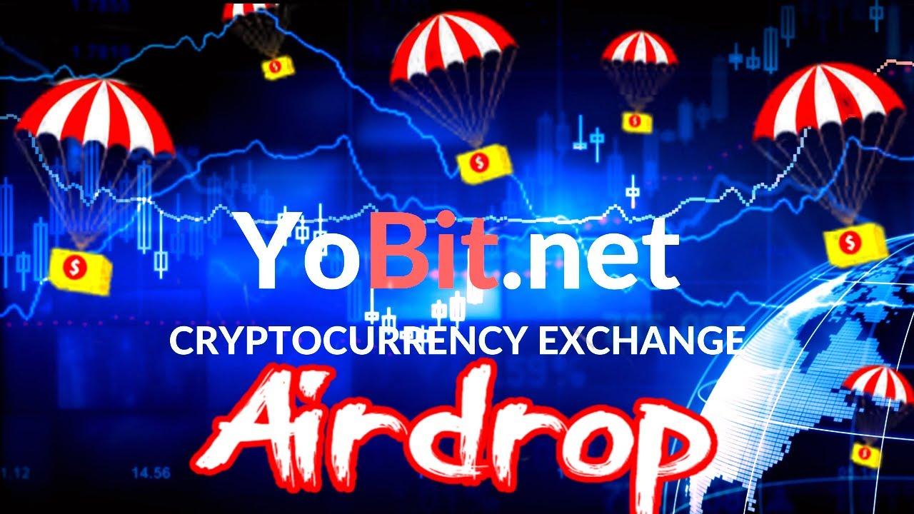 🎁 Airdrop Yobit 1700 Free Dollars SIN KYC Tradeable En Octubre