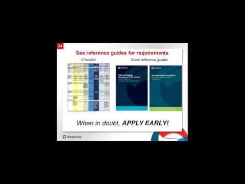 North America University Admissions Training