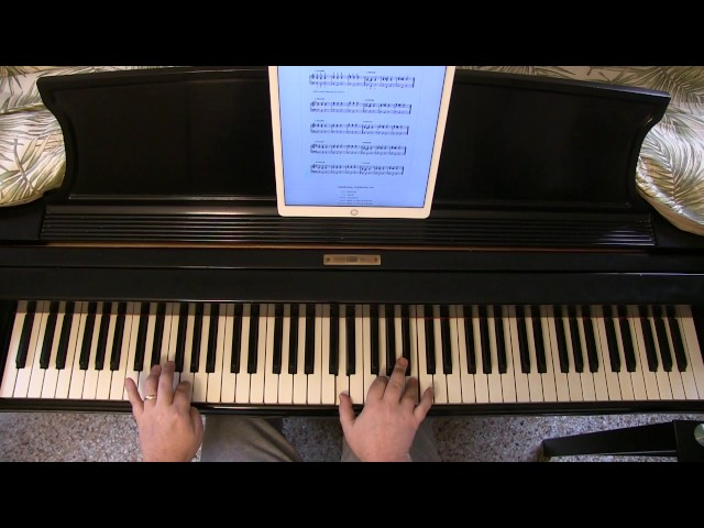 Authentic Cadences in C Major and A minor