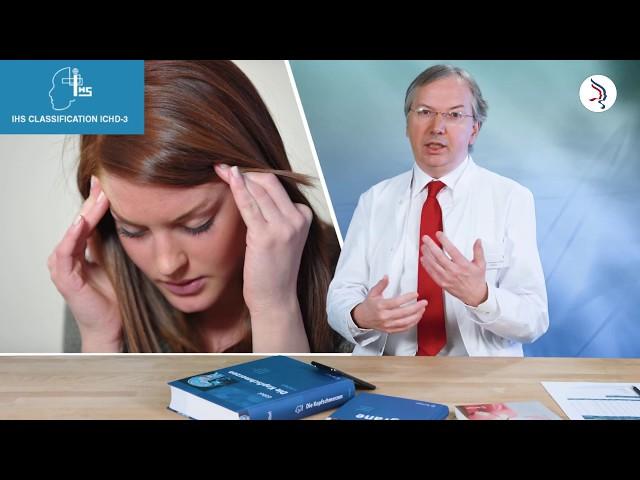 Klassifikation ICHD-3 - Die Migräne-App