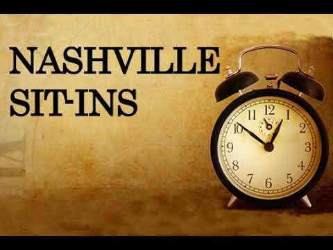 Nashville sit ins