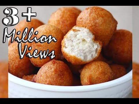 Banana Balls - tasty banana balls| kids snack recipe - YouTube