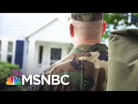 'Troop Tax' For GI Bill Sparks Outrage | For The Record | MSNBC