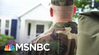 'Troop Tax' For GI Bill Sparks Outrage   For The Record   MSNBC